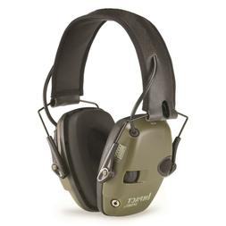 IMPACT SPORT ELECTRONIC EARMUFF HOWARD LEIGHT SHOOTERS BY HO