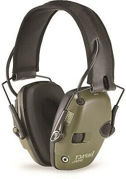 Impact Sport Sound Amplification Electronic Shooting Earmuff