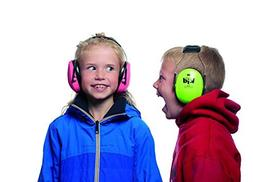 3M PELTOR Kids Ear Muffs in Pink H510AK-442-RE
