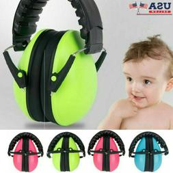 Kids Hearing Protection Ear Muffs Noise Reduction Safety Spo