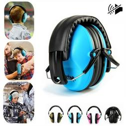 Kids' Noise Cancelling Ear Muffs 25Db Hearing Protection E