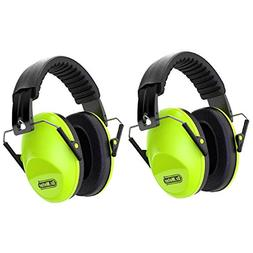 Dr.meter Kids Noise Reduction Earmuffs with 27 NRR Hearing P