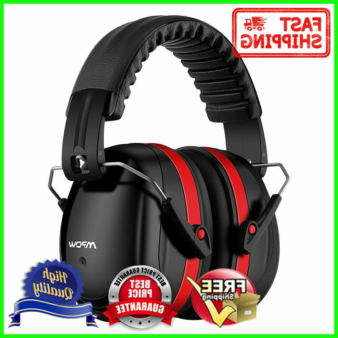 035 noise reduction safety ear muffs shooters