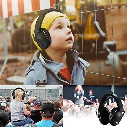 Mpow Protection, NRR 25dB Reduction Ear Toddler Ear Protection, Protective for Season for Toddlers Children