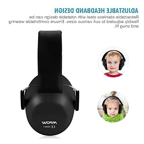 Mpow Protection, Noise Reduction Ear Ear for Shooting Hunting Season for Toddlers