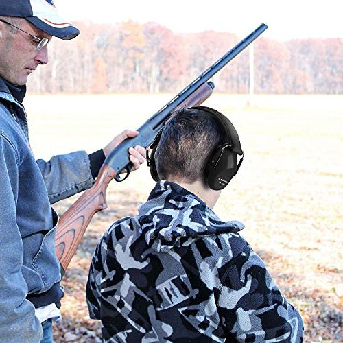 Mpow Protection, Reduction Ear for Shooting Season Toddlers Kids Children Teens