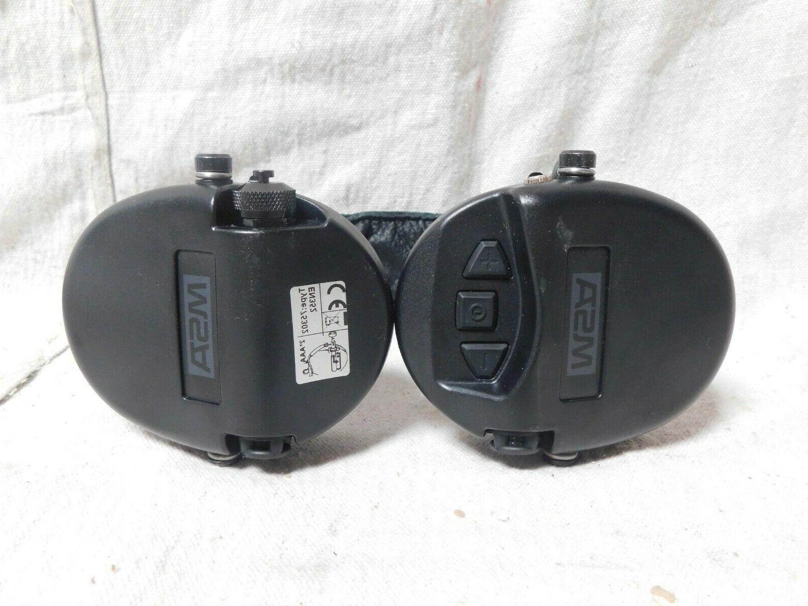 MSA 10061285 Ear Muffs, Over-the-Head, Noise Reduction