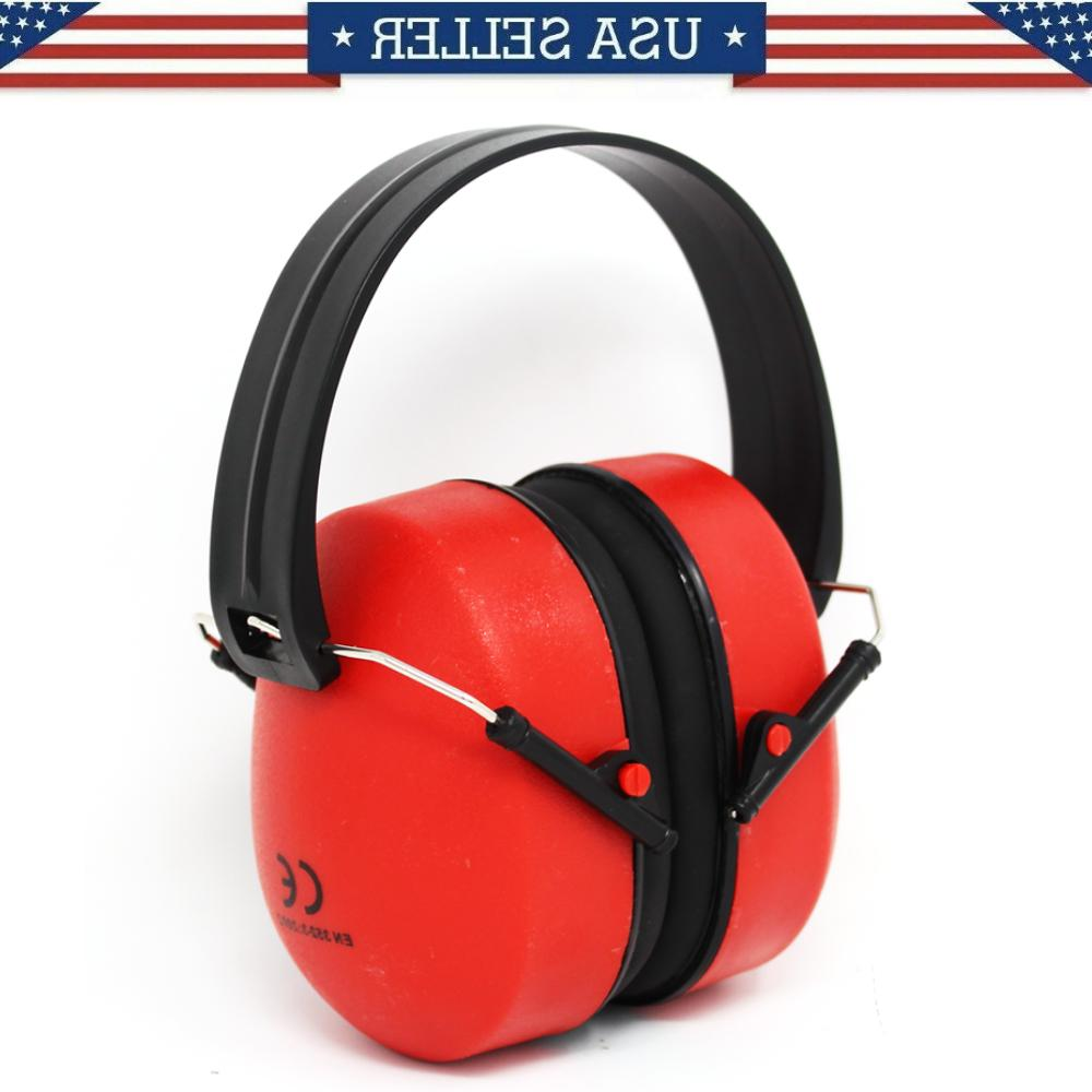 safety ear muffs ear defenders for shooting