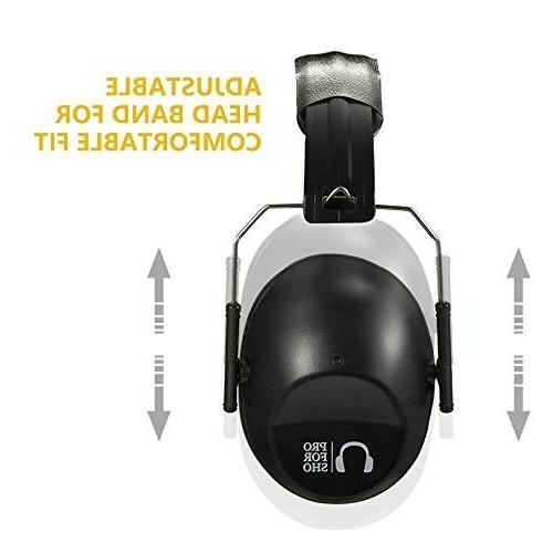 Pro For Shooting Designed Ear Muffs Weight