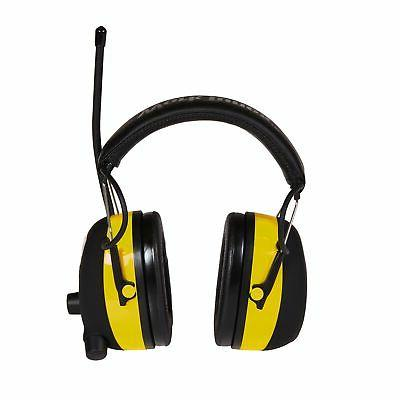 3M Worktunes MP3 Music Protection Ear Muffs