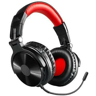 Bluetooth Over Ear Headphones Oneodio Wired Gaming Stereo