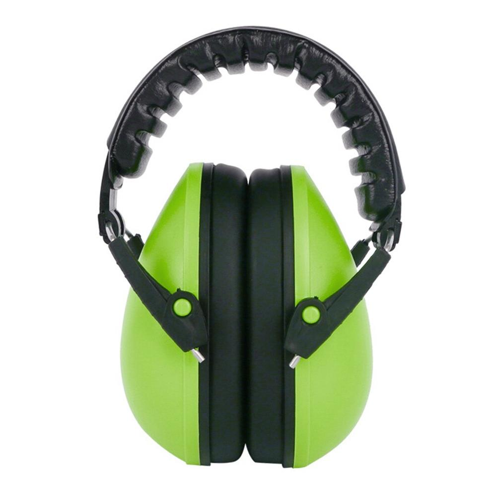 Anti-Noise Ear Protector Head Ears For Sleep Work Study Outdoor Shooting <font><b>Hearing</b></font>