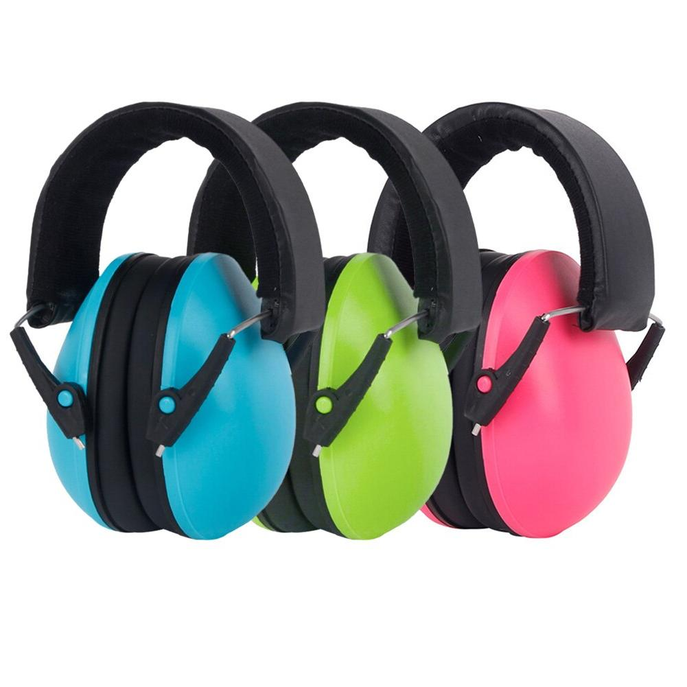 anti noise ear protector adjustable head font