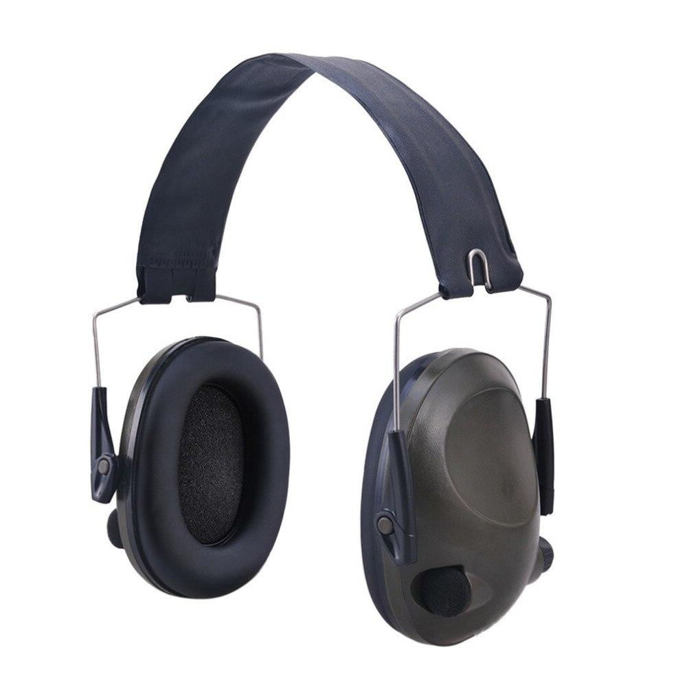 Anti-noise <font><b>Sport</b></font> Hunting Defenders Protecting With 3.5mm Audio Jack