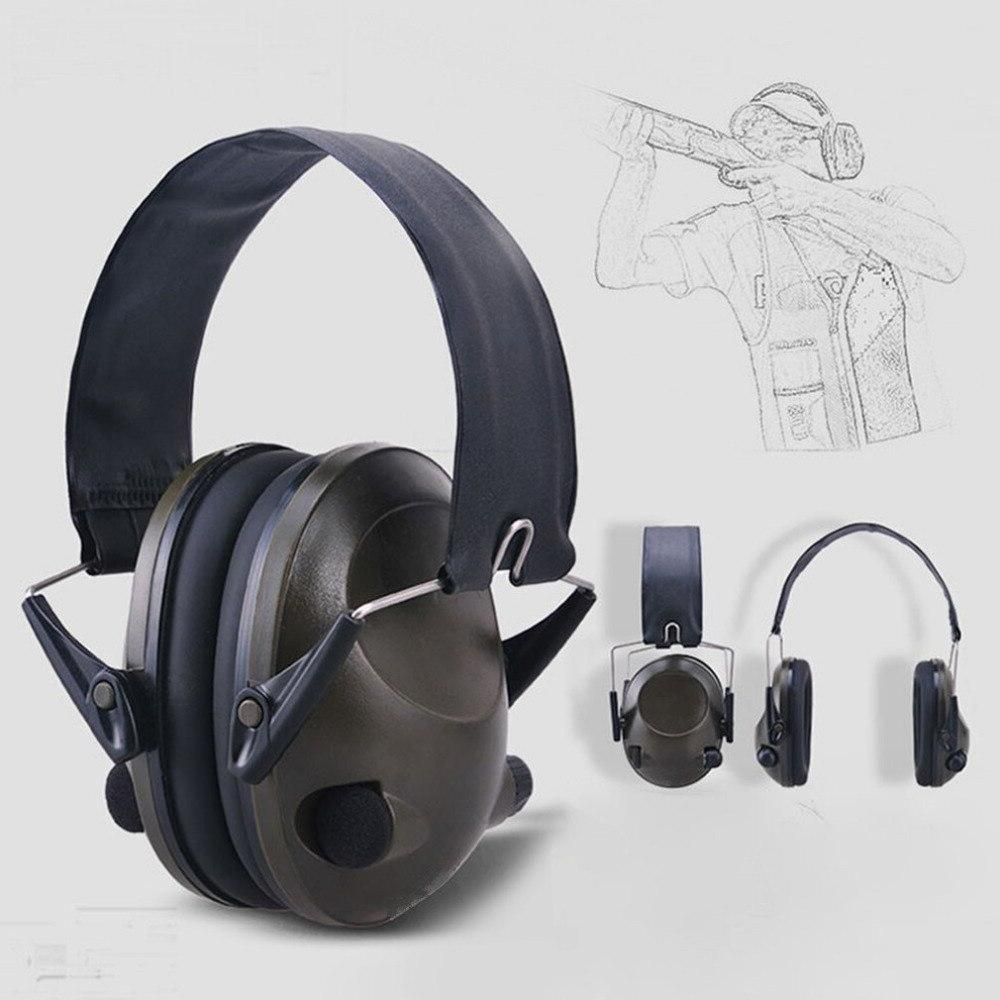 anti noise military tactical font b earmuff