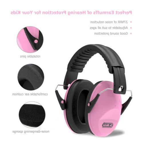 Baby Noise Cancelling Headphones For Kids Protection