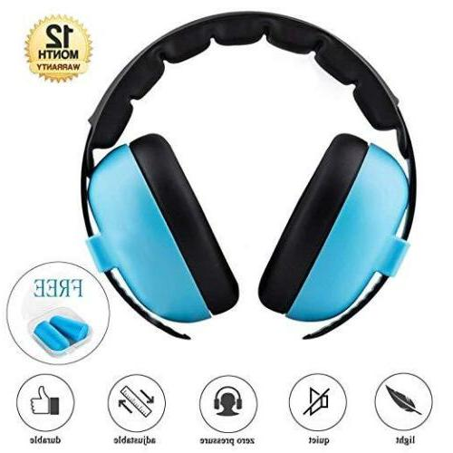 Baby Muffs Noise Headphones For
