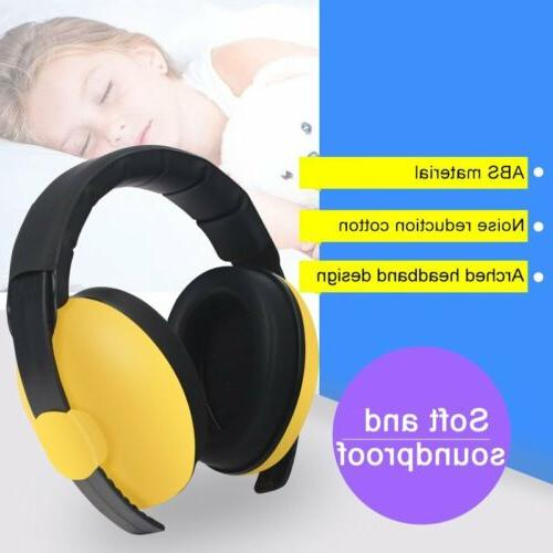 baby safety ear muffs noise cancelling headphones