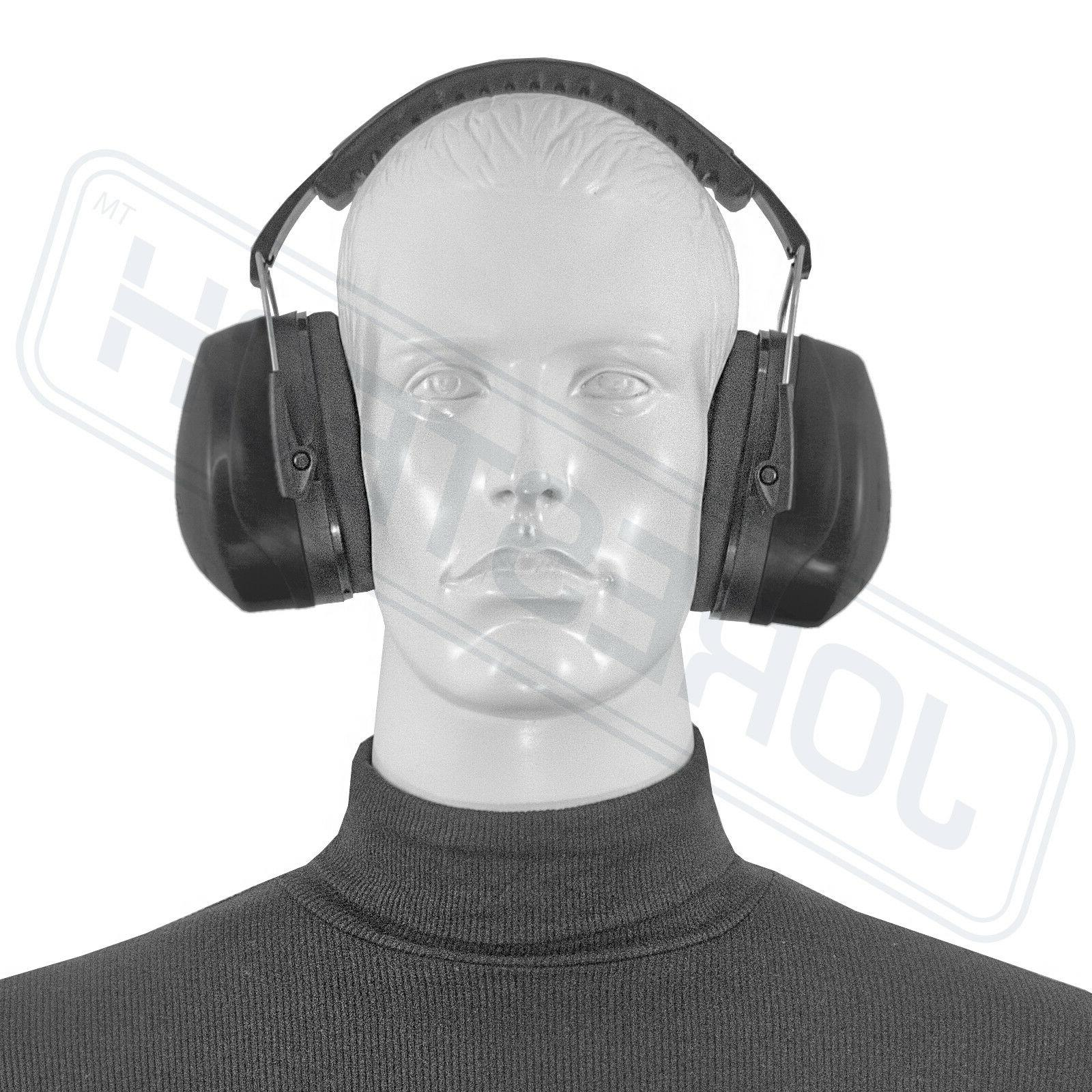Ear Muffs Hearing Noise Reduction Gun
