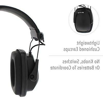 Howard Leight by Honeywell Impact Sport Noise-Blocking Stereo