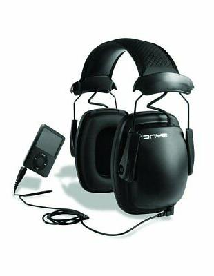 by honeywell sync stereo noise blocking earmuff