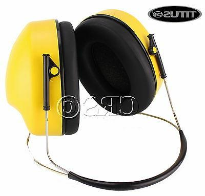 CERTIFIED 32 EARMUFFS HEARING EAR EARPHONES BEHIND
