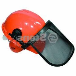 Stens Chainsaw Protective Hard Hat Safety Helmet Ear Muffs A