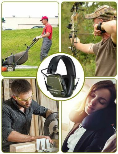 Mpow Defenders Earmuffs Industrial Shooting Hearing Protection