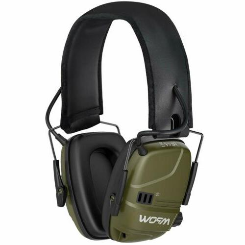 ear defenders earmuffs industrial work shooting hunting
