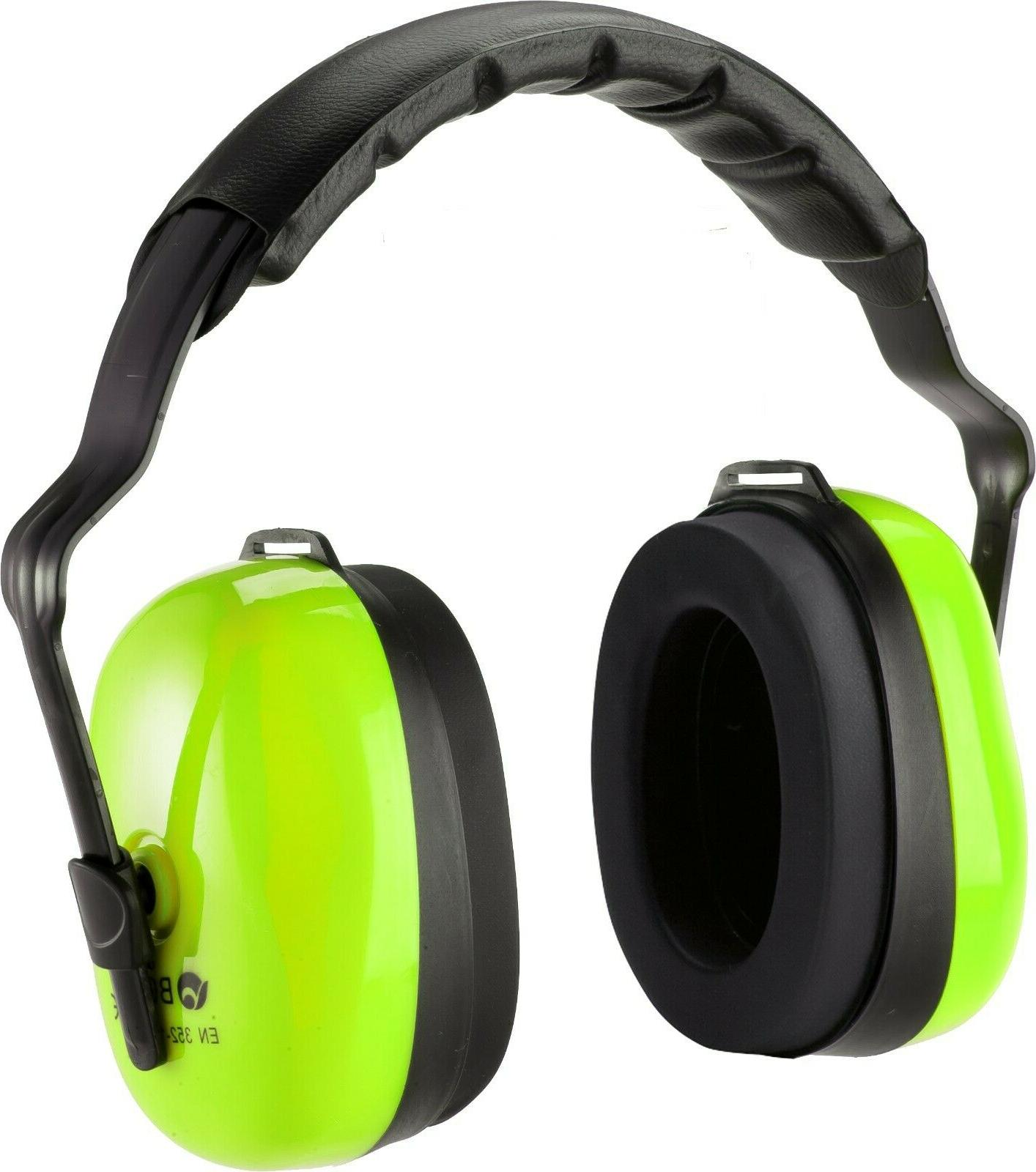 ear muffs hearing protection shooting noise reduction