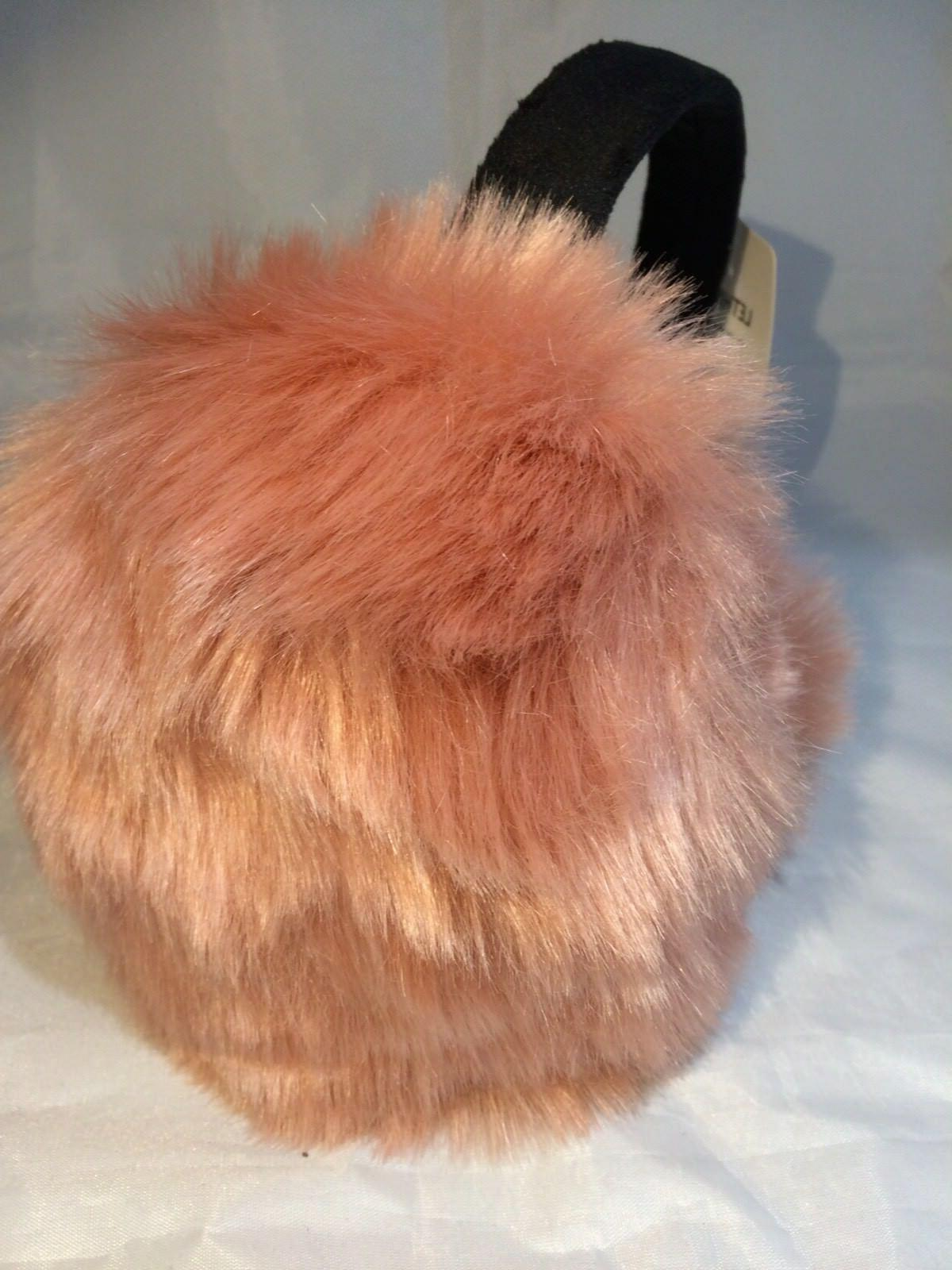Lethmik Ear Muffs Peach One