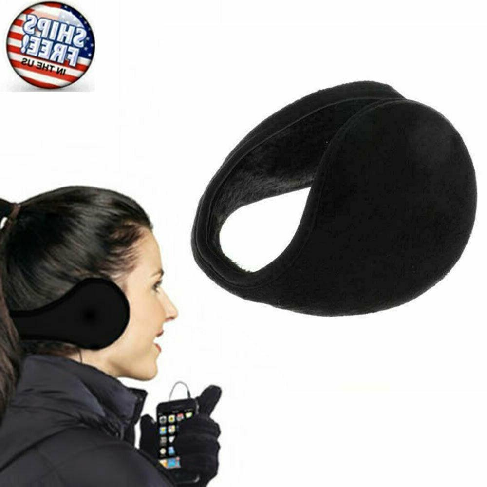 ear muffs warmers fleece winter ear earwarmer
