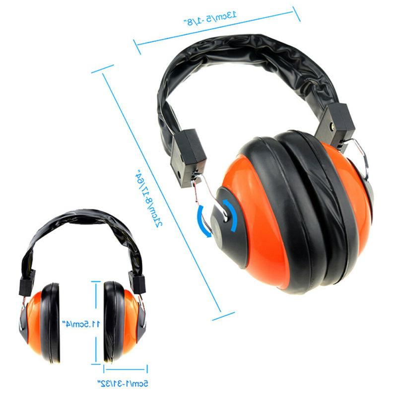 Ear Muffs Shooting Noise Safety