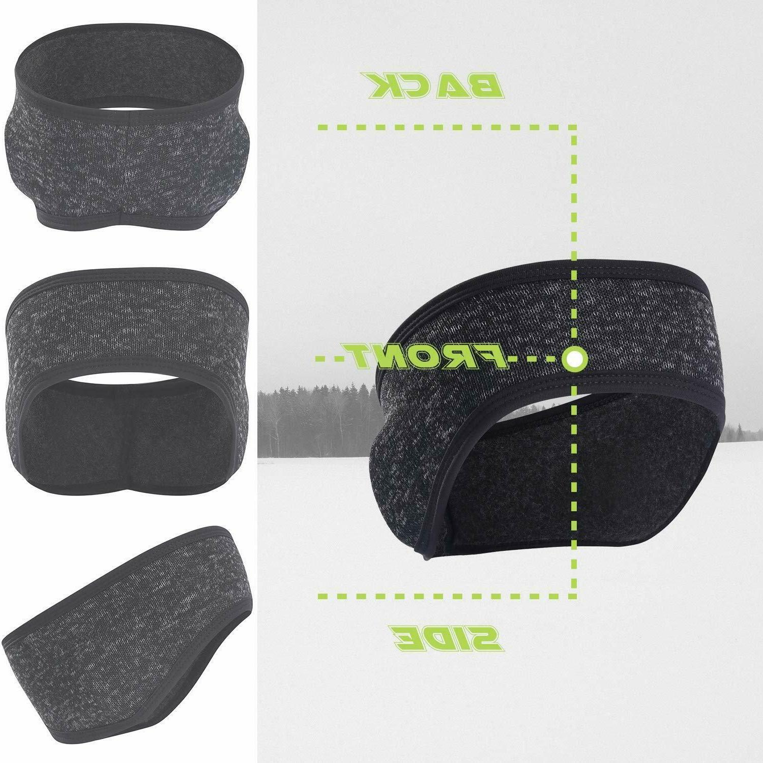 Ear Warmers Cover Headband Winter Sports Ear Women