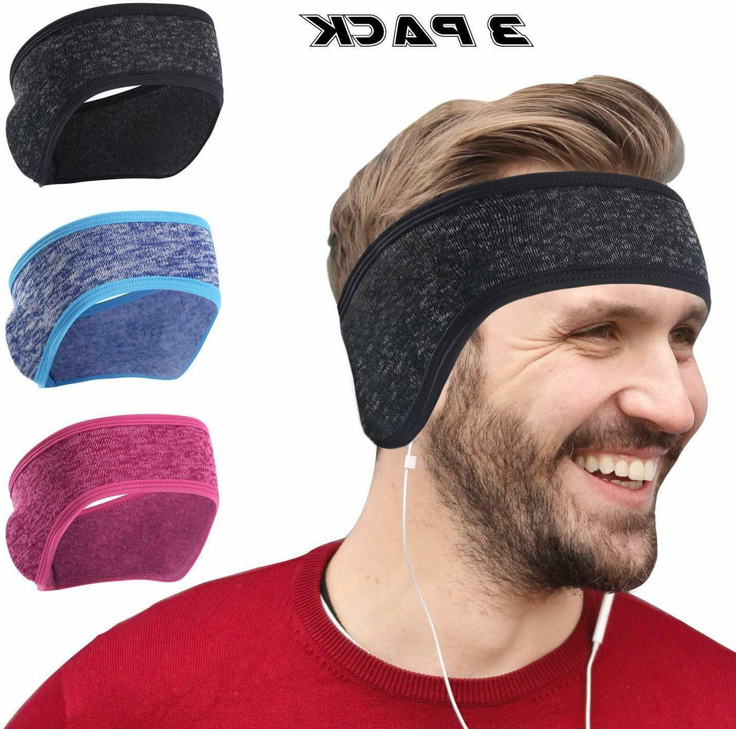 ear warmers cover headband winter sports headwrap