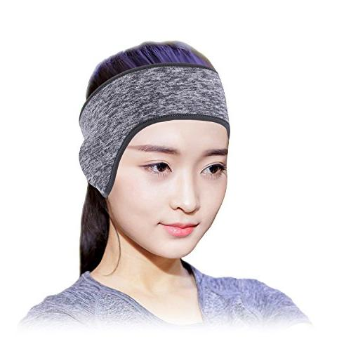 Headband Headband Sports Non Slip Earmuff Women Fleece Headband Riding Motorcycle