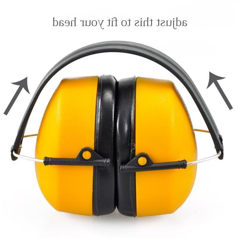 Earmuff Professional Safety Outdoor