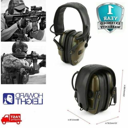 Electronic Leight Impact Shooting Protection HOT!!