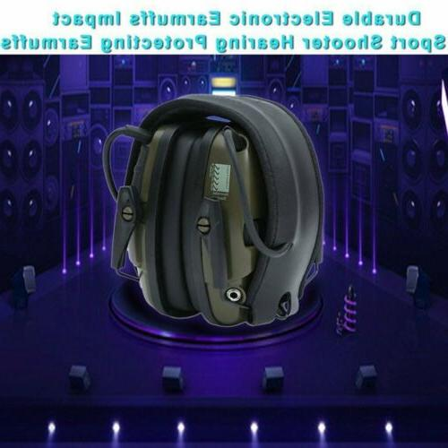 Electronic Ear Leight Protection