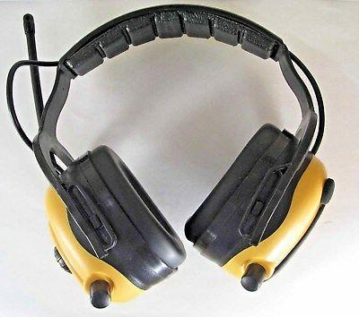Condor Electronic Earmuffs FM and MP3 Connector