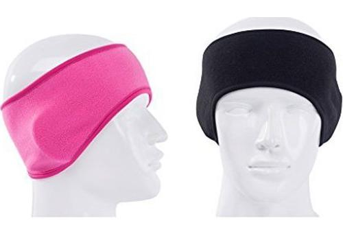 fleece thermal headbands ear warmers