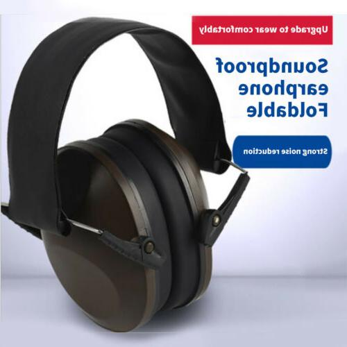 NOISE CANCELLING MUFFS Adult Protection Shooting Defenders