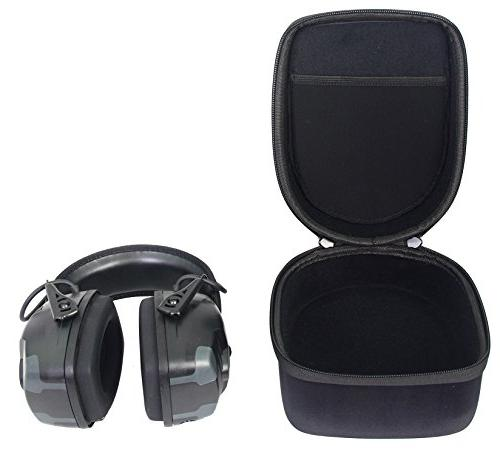 caseling Hard Howard Impact Electronic Includes Mesh Pocket Accessories.