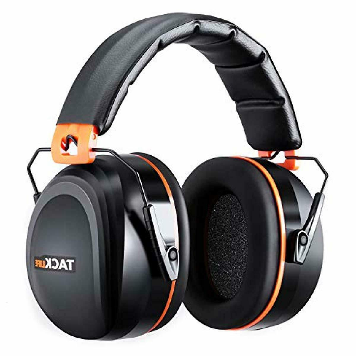headphones ear protection hearing muffs shooting noise