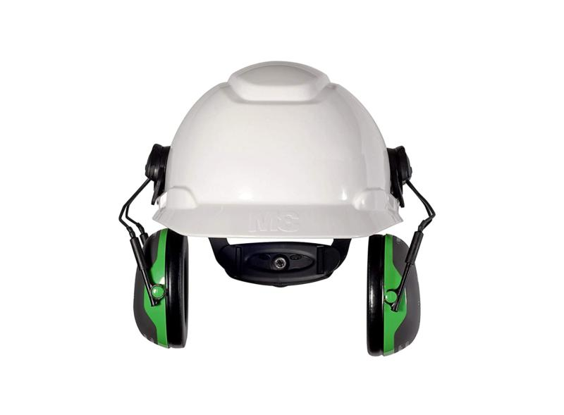 Hearing Protection Muffs Hard Hat Noise Reduction