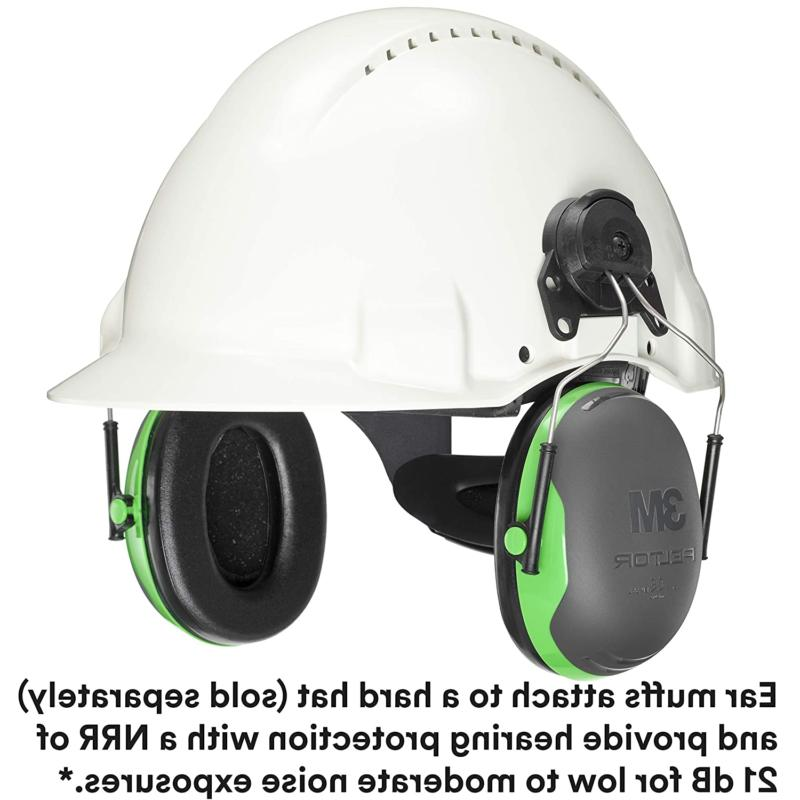 Hearing Protection Hard Mount Noise Reduction Stainless
