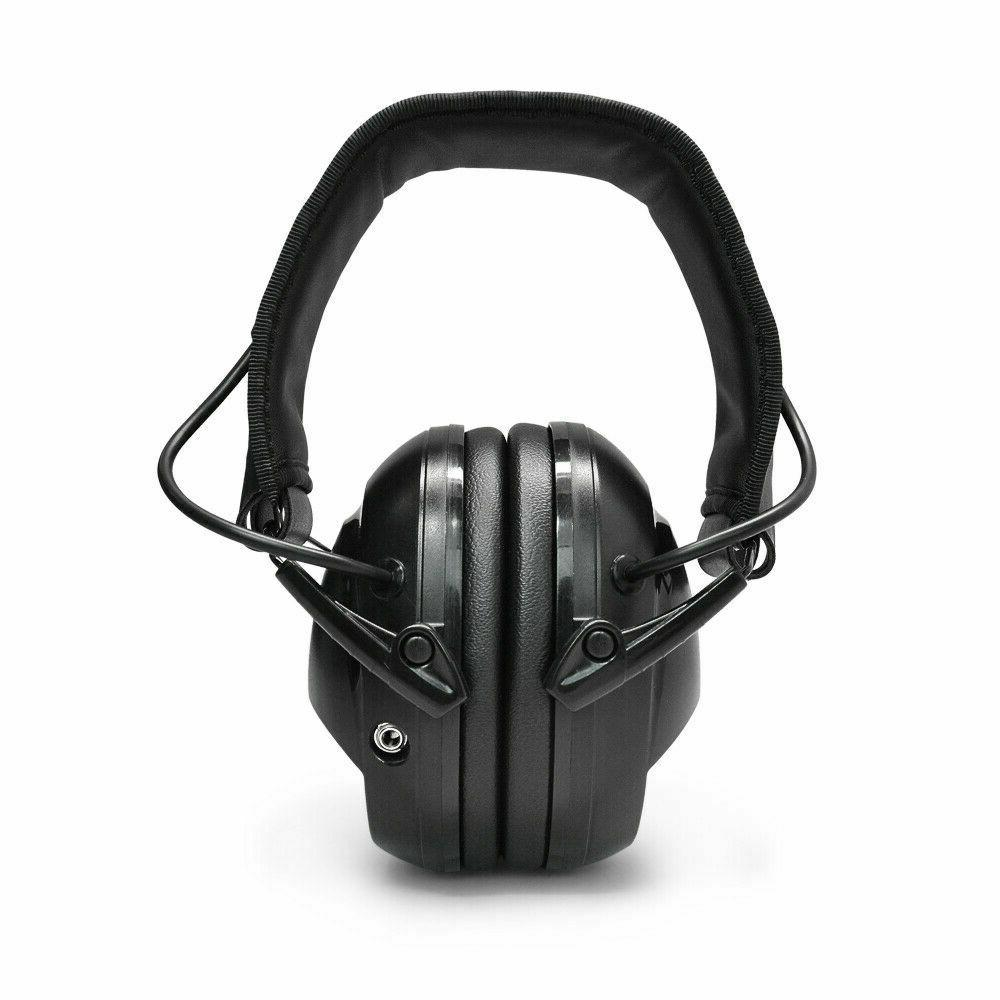 Hearing Protection Sport Bluetooth Ear Muffs Amplification