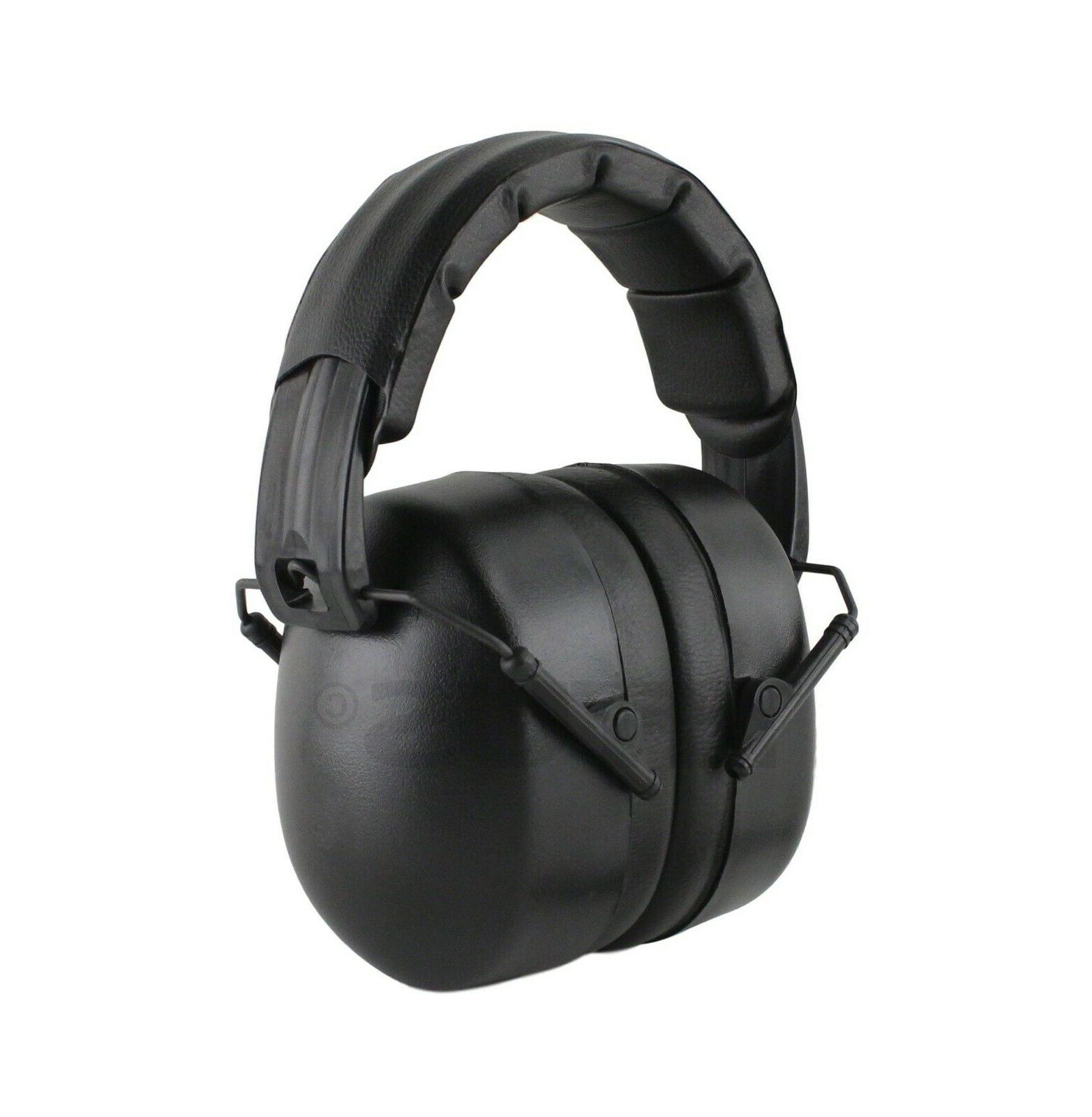 highest 37 nrr earmuff hearing impact protection