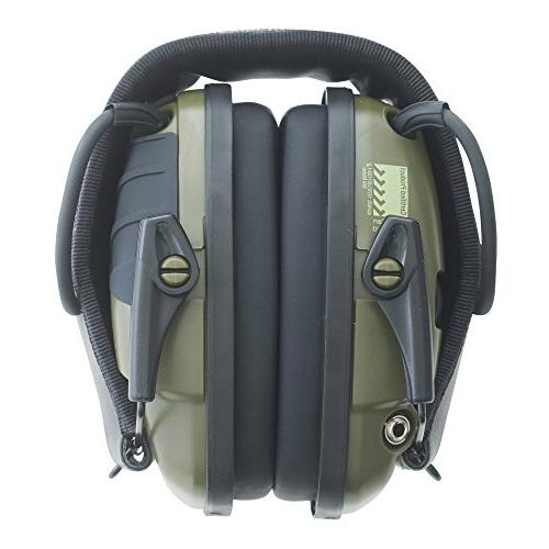 Howard Leight Sport Earmuff, Folding