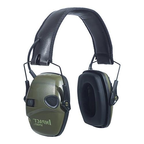 Howard Sport Earmuff, Folding